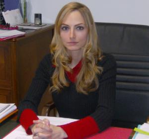 Raquel Roca abogada